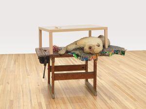Drift by Liz Magor contemporary artwork sculpture