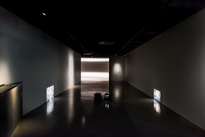 Exhibition view: Germaine Kruip, After Image, Gallery Baton, Seoul (22 February–23 March 2019). courtesy Gallery Baton,photo by Jeon Byung Cheol.