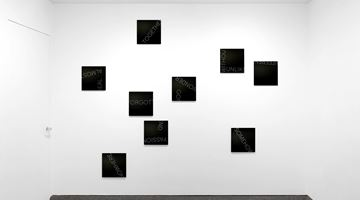 Contemporary art exhibition, Robert Barry, One Wall, One Work: Robert Barry at Krakow Witkin Gallery, Boston