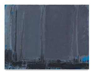 Untitled (Gray Harbor) by Wolf Kahn contemporary artwork