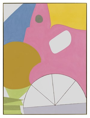 Six Flags by Gary Hume contemporary artwork