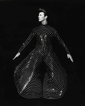 David Bowie by Herb Ritts contemporary artwork