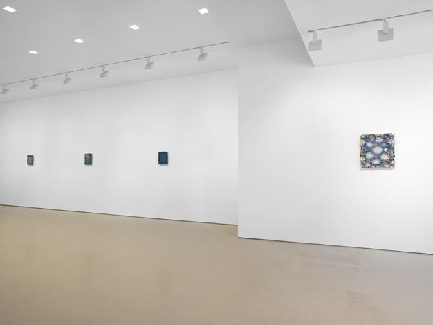 Exhibition view: Phillip Allen, Miles McEnery Gallery, 520 West 21st Street, New York (21 May–11 July 2020). Courtesy Miles McEnery Gallery.