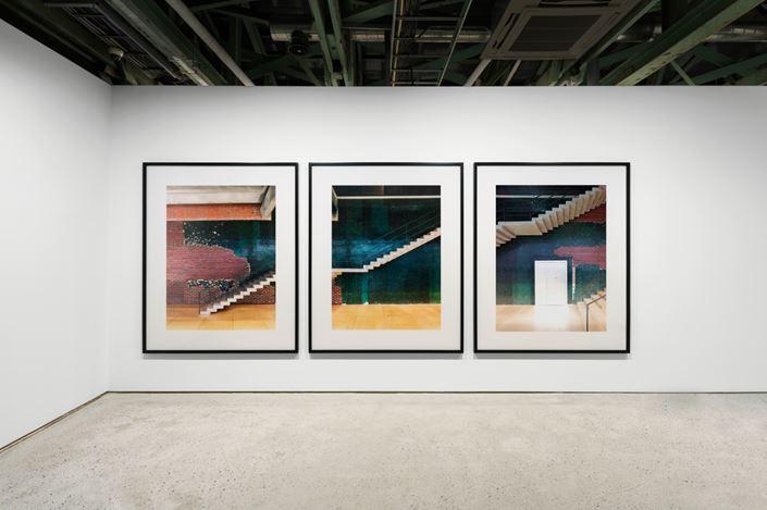 Exhibition view: Candida Höfer,Candida Höfer, Kukje Gallery, Busan (18 September–8 November 2020). Courtesy Kukje Gallery.