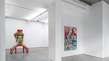 Contemporary art exhibition, Keiichi Tanaami, Land of Mirrors at Gary Tatintsian Gallery, Moscow