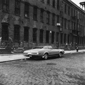 Parked Car, Brooklyn by Peter Hujar contemporary artwork photography