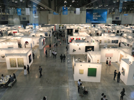 Top 5 booths at Art Busan 2016