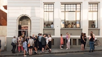 Michael Lett contemporary art gallery in Auckland, New Zealand