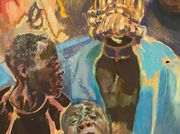 Michael Armitage's Royal Academy Exhibition Confirms his Status as New Superstar of Figurative Painting