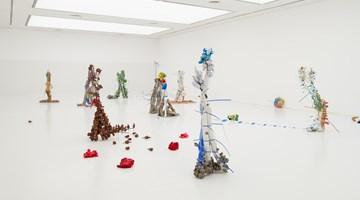Contemporary art exhibition, Michael Dean, Analogue LOL at ShanghART, Westbund, Shanghai
