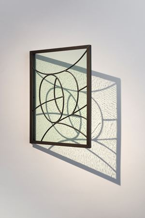 Stained Glass Series, Untitled (4) by David Murphy contemporary artwork
