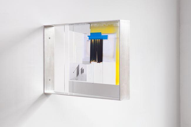 No Sign #1 by Stef Heidhues contemporary artwork