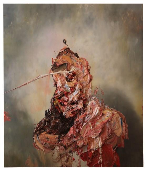 Raw Intent No. 4 by Antony Micallef contemporary artwork