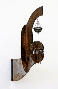 A shrewd thing by Julia Morison contemporary artwork mixed media