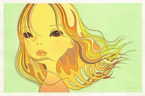 Wind by Hideaki Kawashima contemporary artwork