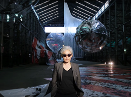 2016 artist interview series: Lee Bul