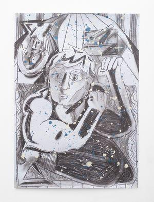 Strong Man 4 by Callan Grecia contemporary artwork