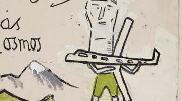 Contemporary art exhibition, Rose Wylie, Which One, 2 at David Zwirner, Online Only, New York