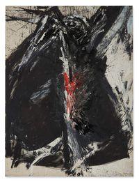 Zona erógena by Rafael Canogar contemporary artwork painting