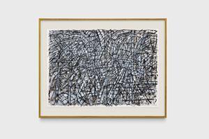 O pânico de Mondrian diante da árvore by Milton Machado contemporary artwork