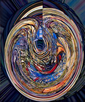 INTERLOPER by Jin Meyerson contemporary artwork