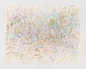 Stream of Thoughts 7 by Janaina Tschäpe contemporary artwork