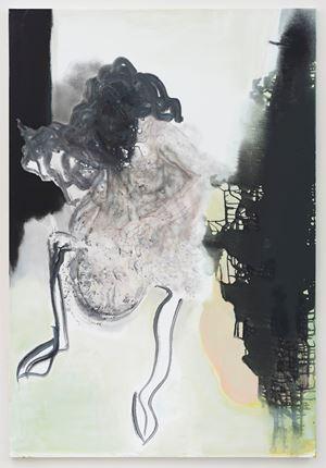 Le Désespoir de la Vieille (The Old Woman's Despair) by Marlene Dumas contemporary artwork painting, works on paper