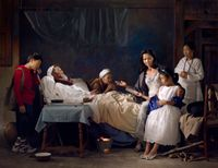 Days of Our Lives (The Charity Lady) by Wong Hoy Cheong contemporary artwork photography