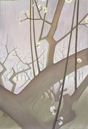 Rhythm 叠韵 by Liu Yujie contemporary artwork
