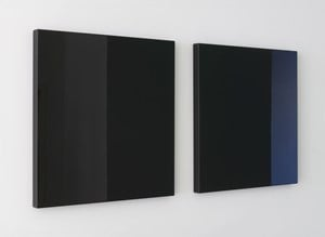 Untitled by Robert Irwin contemporary artwork