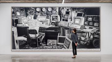Contemporary art exhibition, Rinus van de Velde, Rinus Van de Velde I On Another Plane of Existence at Gallery Baton, Seoul