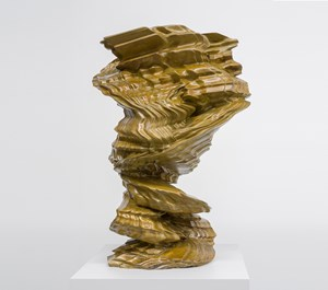 Untitled (Stack) by Tony Cragg contemporary artwork