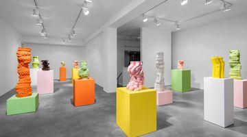 Contemporary art exhibition, Anton Alvarez, Tight Squeeze at Huxley-Parlour, London, United Kingdom