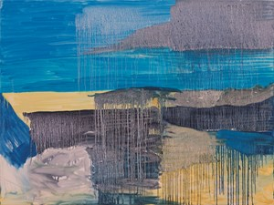 Southern Estuary by Michael Taylor contemporary artwork