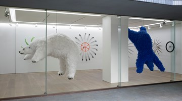 Contemporary art exhibition, Paola Pivi, They All Look The Same at Perrotin, Tokyo