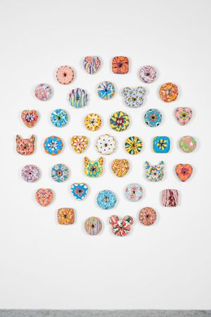 [6] Donut Fear by Jae Yong Kim contemporary artwork sculpture