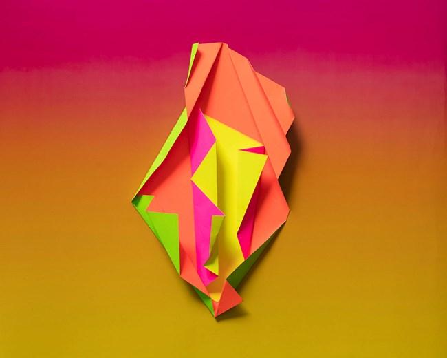 Papercraft 2 by Judy Darragh contemporary artwork