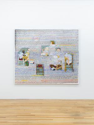 Menu by Kim Dingle contemporary artwork