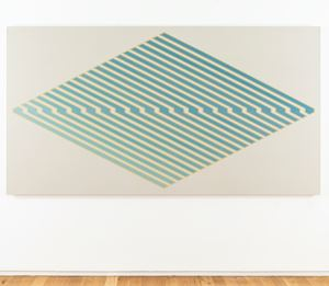 Diversion by Tess Jaray contemporary artwork