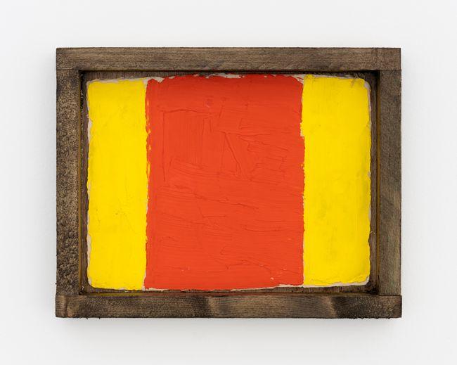 1972 - 1972 (I-R,Y) by Alvaro Barrington contemporary artwork