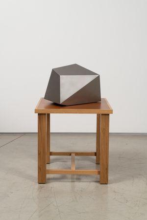 Cuttings 3 by Richard Deacon contemporary artwork sculpture