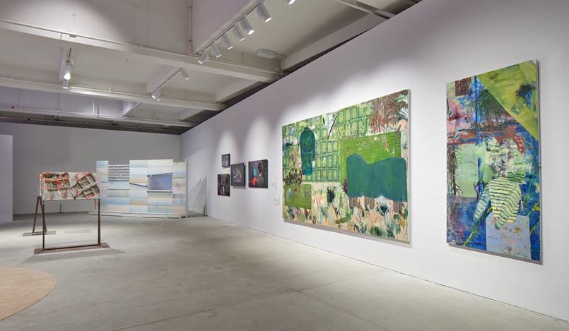 Exhibition view: Group Show, Very Natural Actions 藏木於林, Tai Kwun Contemporary, Hong Kong (22 September–31 December 2019).Courtesy the artists and Tai Kwun Contemporary.