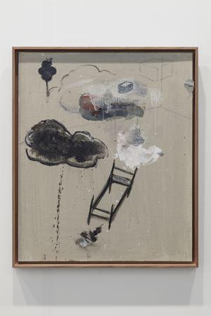 Contemplation by Amina Benbouchta contemporary artwork