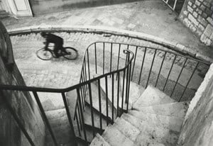 Hyeres, France by Henri Cartier-Bresson contemporary artwork