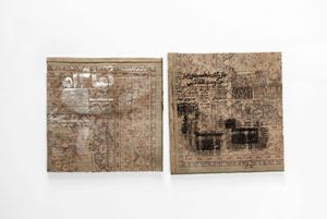 Under the Carpet by Sepideh Mehraban contemporary artwork