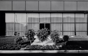 New Industrial Parks #37: East Wall, Business Systems Division, Pertec, 1881 Langley, Santa Ana by Lewis Baltz contemporary artwork