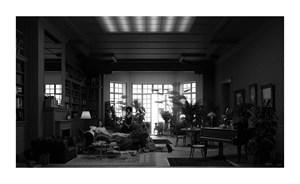 Room (9) (Manet) by Hans Op de Beeck contemporary artwork