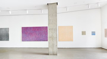 Contemporary art exhibition, Howard Smith, 1 + 1 + 1 ... paintings and works on paper at Jane Lombard Gallery, New York