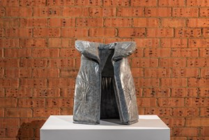 Life Vest (Emergency) by Alex Seton contemporary artwork
