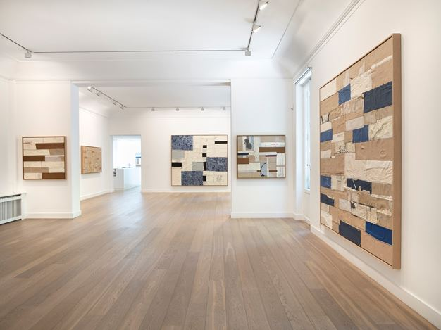 Exhibition view: Samuel Levi Jones, Let Us Grow, Galerie Lelong & Co., 13 Rue de Téhéran, Paris (18 May–13 July 2019). Courtesy Galerie Lelong & Co. Paris.